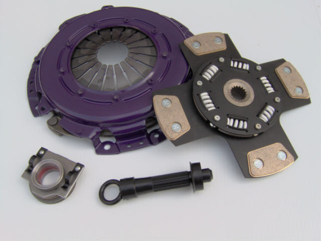 TU Ultimate 4-Puck Ceramic Race Clutch Kit (StageIV)